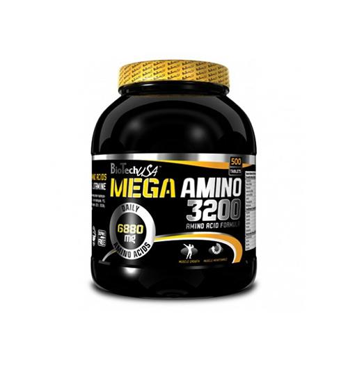 Mega Amino 3200 – 500 Табл.