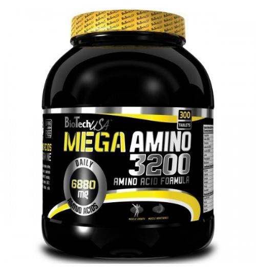 Mega Amino 3200 – 300 Табл.