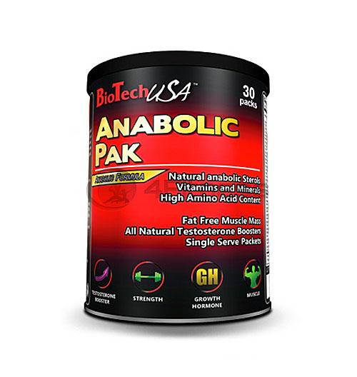 Anabolic Pak – 30 Packs