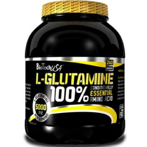100% L-Glutamine – 240 гр.