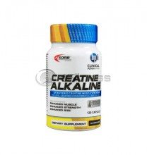 Creatine Alkaline – 120 caps.