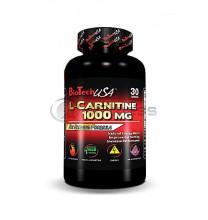 L-Carnitine 1000 mg. – 30 tabl.