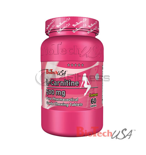 L-Carnitine 500 mg. – 60 tabl.