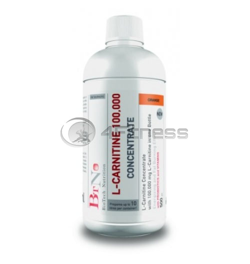 Liquid L-Carnitine 100 000 Concentrate – 500 ml.