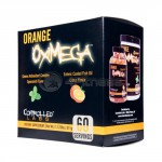 Orange OxiMega Greens/Fish Oil Kit – 60 дози
