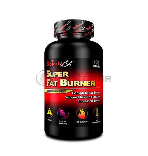 Super Fat Burner – 100 tabl.