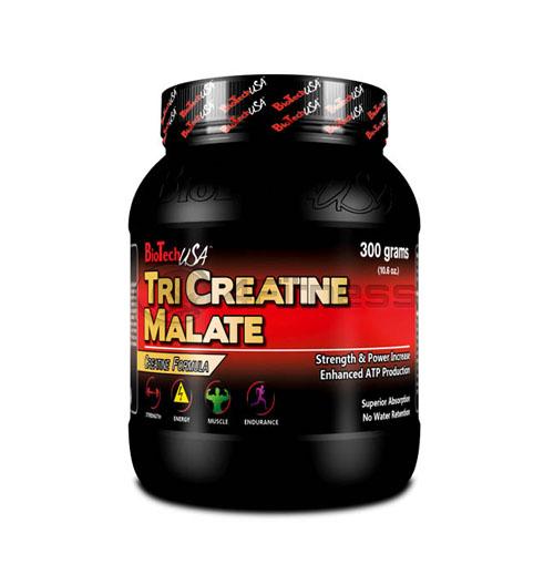 Tri-Creatine Malate – 300 gr.