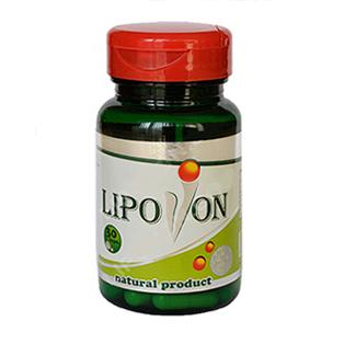 Lipovon (Липовон) – 30 caps.