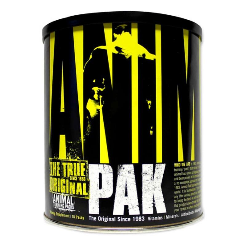 Animal Pak – 15 пака