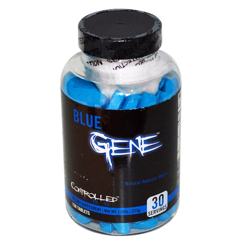 Blue Gene – 150 капс.