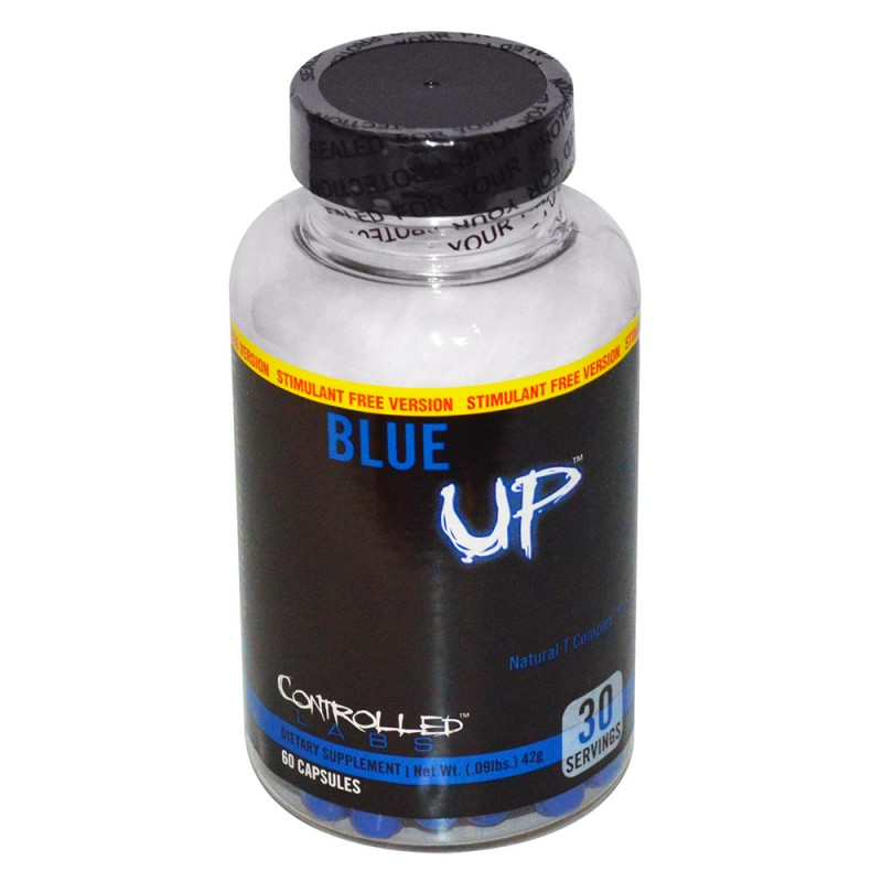 Blue Up Stimulant Free – 60 капс.