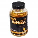 Orange OxiMega / Fish Oil - 120 softgels