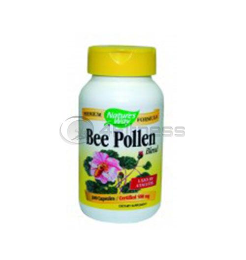 Bee Pollen 580 mg. / Пчелен прашец 580 гр. – 100 Капс.