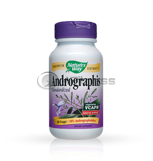 Andrographis 400 mg. /  Андографис 400 мг. – 60 Капс.
