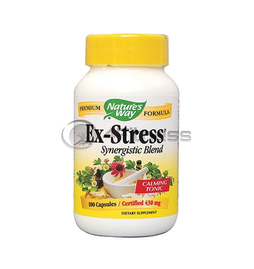 Ex-Stress 430 mg. / Екс-стрес 430 мг. – 100 Капс.