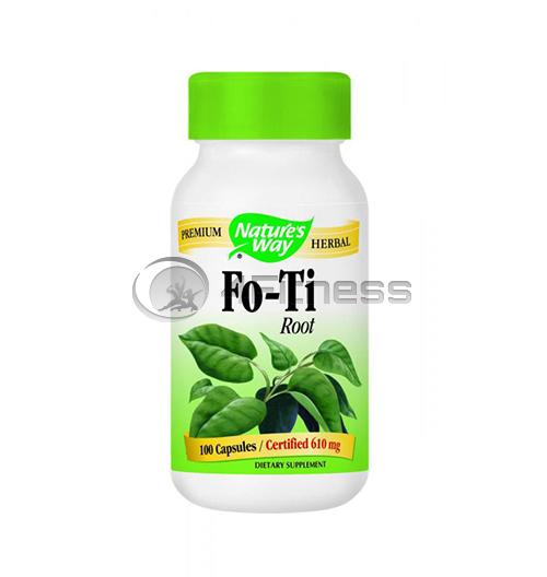 Fo-Ti Root 610 mg. / Фо-ти корен 610 мг. – 100 Капс.