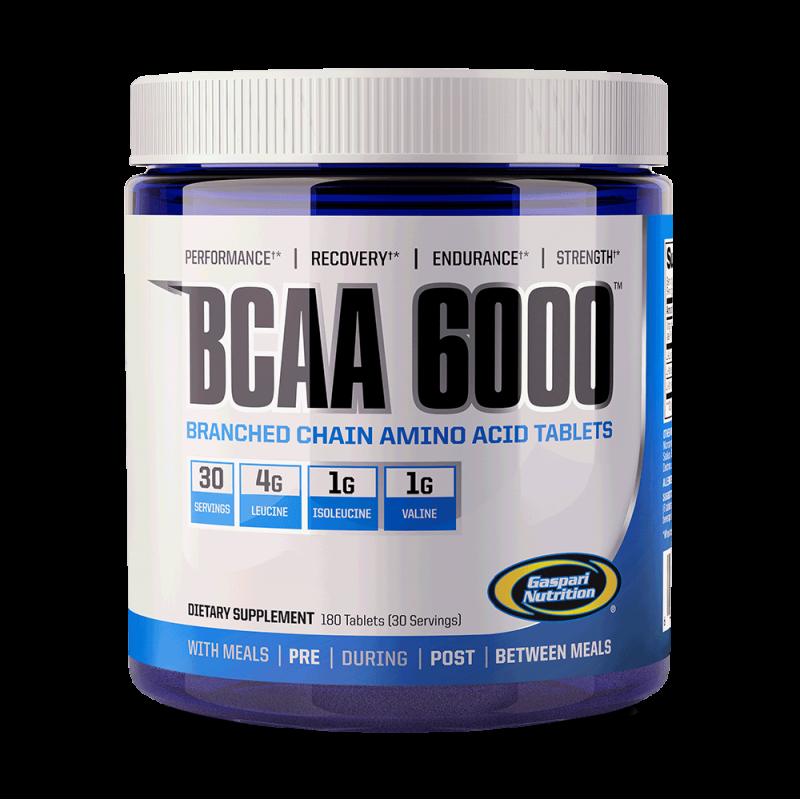 BCAA 6000 – 180 табл.
