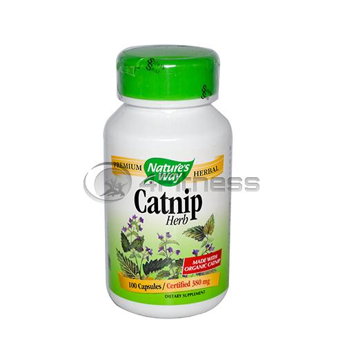 Catnip 380 mg. / Коча трева 380 мг. – 100 Капс.
