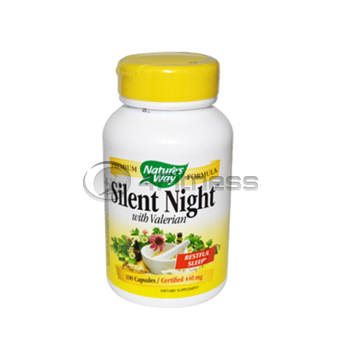 Silent night 440 mg./ Спокойна нощ 440 мг. – 100 Капс.