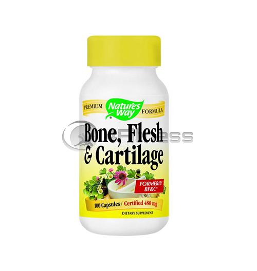 Bone, Flash & Cartilage 480 mg./ Кости, тъкни и хрущяли 480 мг. – 100 caps.