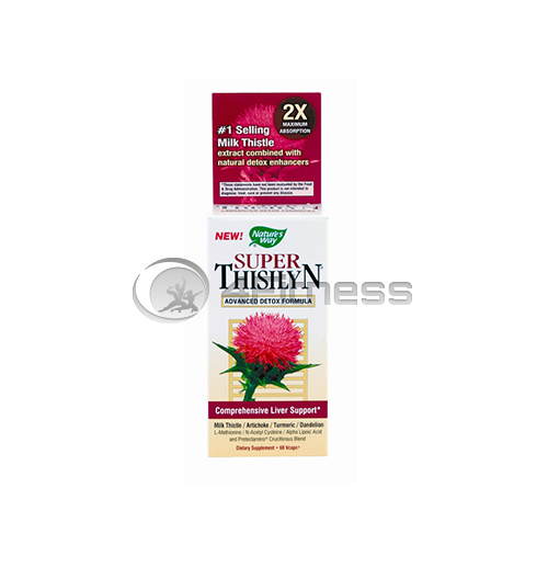 Thisilyn Super 750 mg./ Тисилин супер 750 мг. – 60 Капс.