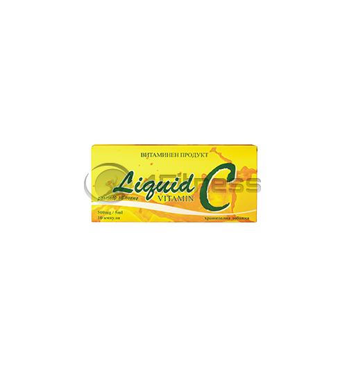 Vitamin C 500 ml./ Витамин С разтвор за пиене 500 мл.