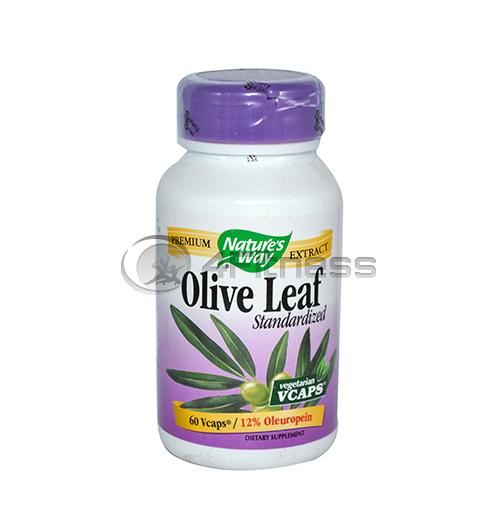 Olive Leaf 470 mg./ Маслина (лист) – 100 Капс.