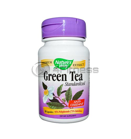 Green Tea 450 mg./ Зелен чай 450 мг. – 30 Капс.