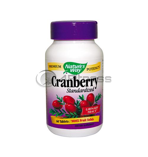 Cranberry 430 mg./ Червена боровинка 430 мг. – 60 Капс.
