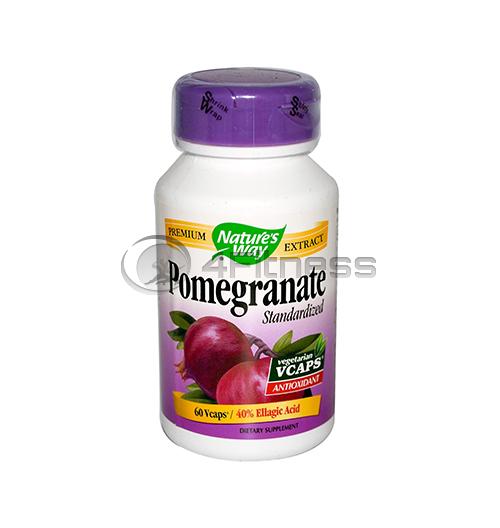 Pomegranate 350 mg./ Нар 350 мг. – 60 Капс.