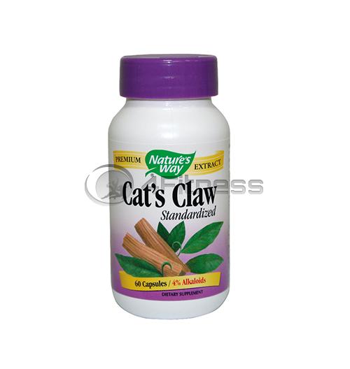 Cat's Claw 335 mg./ Котешки нокът 335 мг. – 60 Капс.