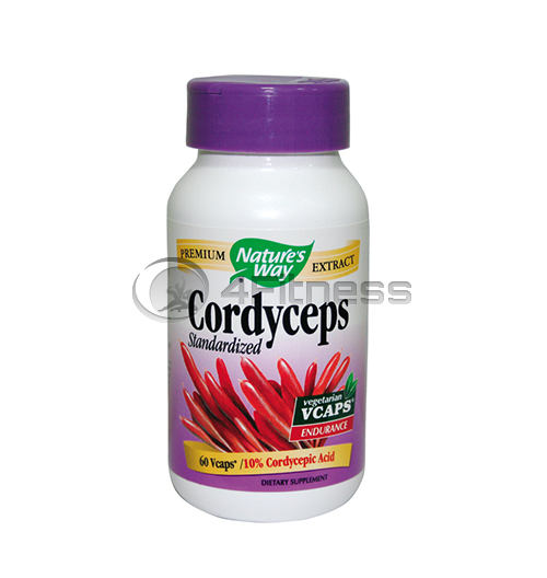 Cordyceps 500 mg./ Кордицепс 500 мг. – 60 Капс.