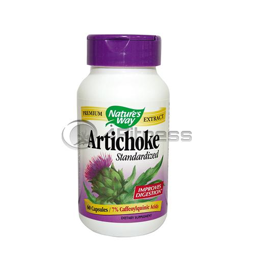 Artichoke 450 mg./ Артишок 450 мг. – 60 Капс.