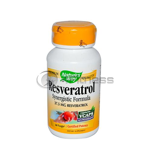 Resveratrol 325 mg./ Ресвератрол 325 мг. – 60 Капс.