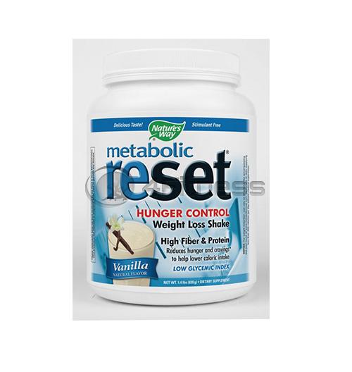 Metabolic Reset Vanilla Shake 31,5 g./ Метаболик ресет ванилов шейк 31,5 г.