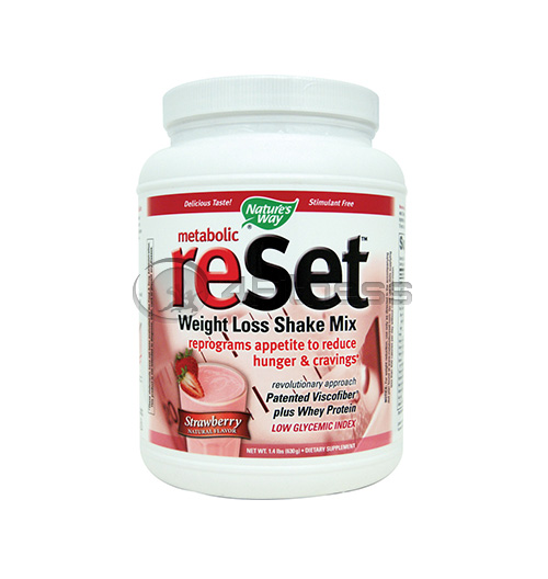 Metabolic Reset Strawberry Shake 31,5 g./ Метаболик ресет ягодов шейк 31,5 г.