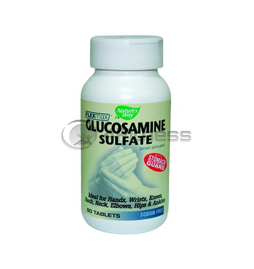 Glucosamin Sulfat 525 mg./ Глюкозамин сулфат 525 мг. – 80 caps.