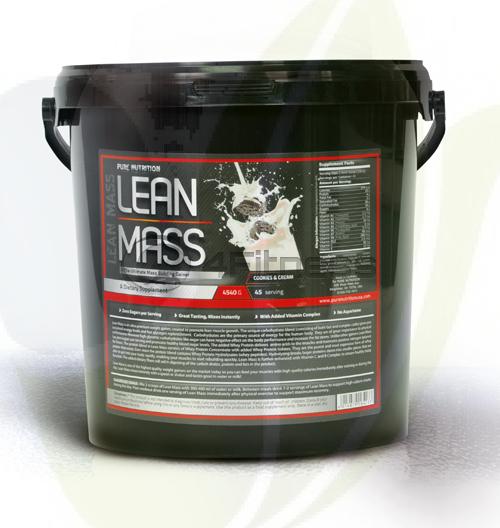 Lean Mass – 4540 gr.