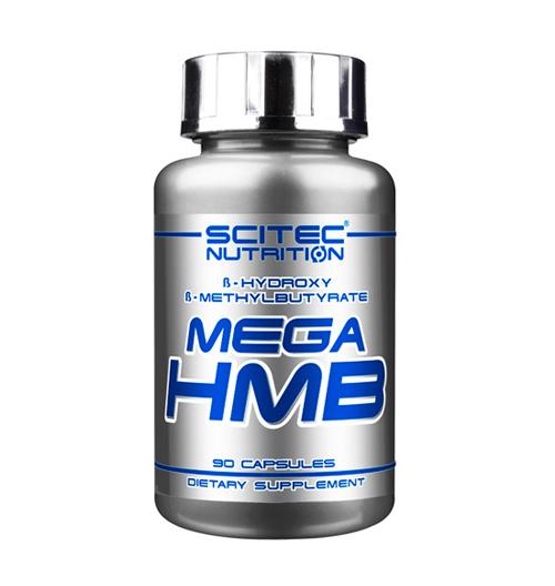 Mega HMB – 90 caps.