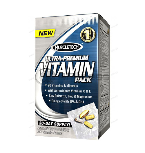 Ultra Premium Vitamin Pack