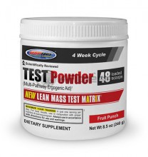 Test Powder