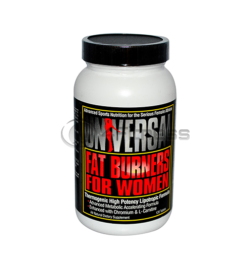 Fat Burners for Women – 120 tabl.