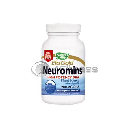 Neuromins DHA 200 mg./ Неуроминс ДХК 200 мг. – 30 Капс.