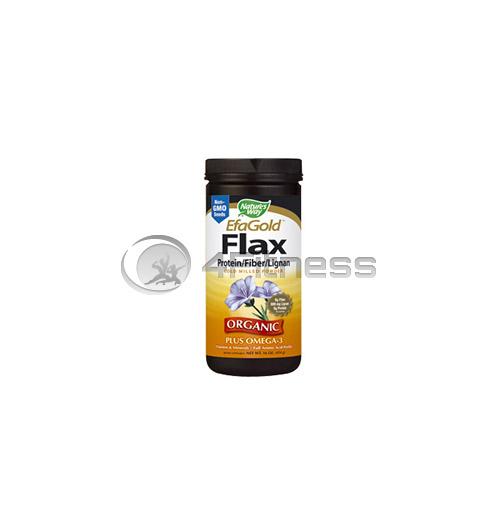Flax Powder with Protein&Fiber&Lignan 454 gr./ Ленена пудра с протеини, фибри и лигнани 454 гр.