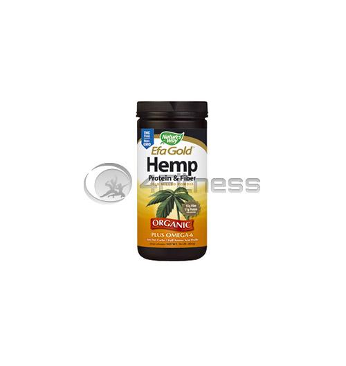 Hemp & Protein & Fiber 16 Oz 454 gr./ Коноп, протеин и фибри 454 гр.