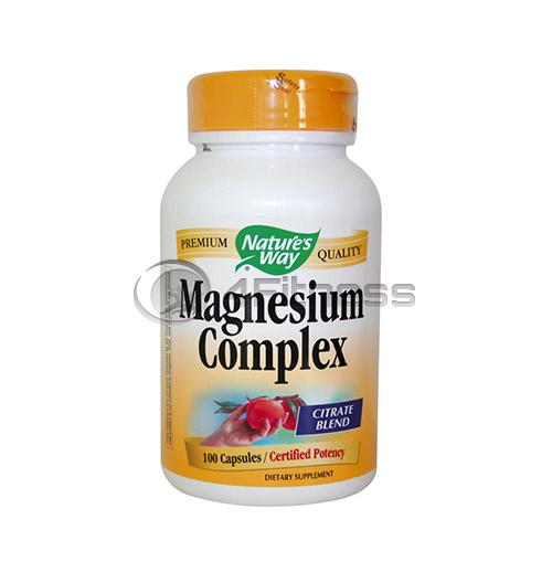 Magnesium Complex 250 mg./ Магнезиев комплекс 250 мг. – 100 Капс.