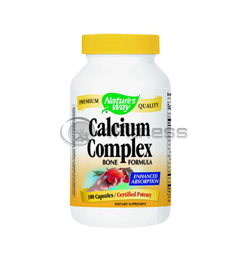 Calcium Complex 500 mg./ Калциев комплекс 500 мг. – 100 Капс.