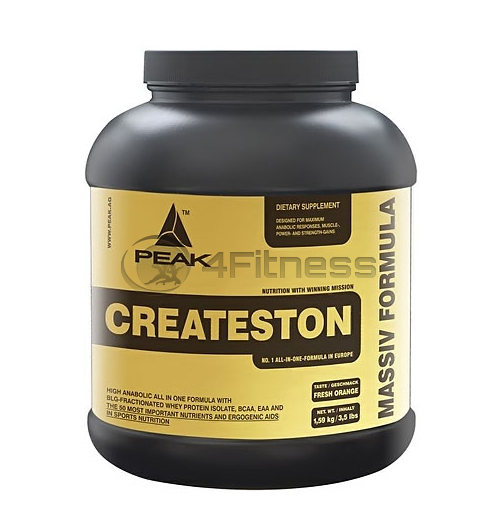 Createston Massiv – 1590 gr.