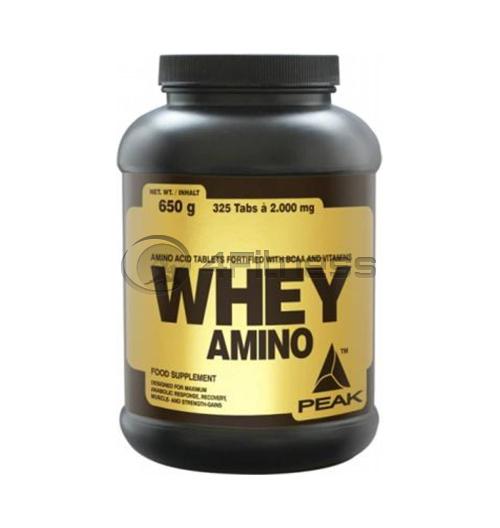 Whey Amino 2000 мг. – 325 Табл.