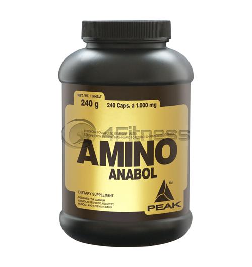 Amino Anabol 1000 мг. – 240 Капс.